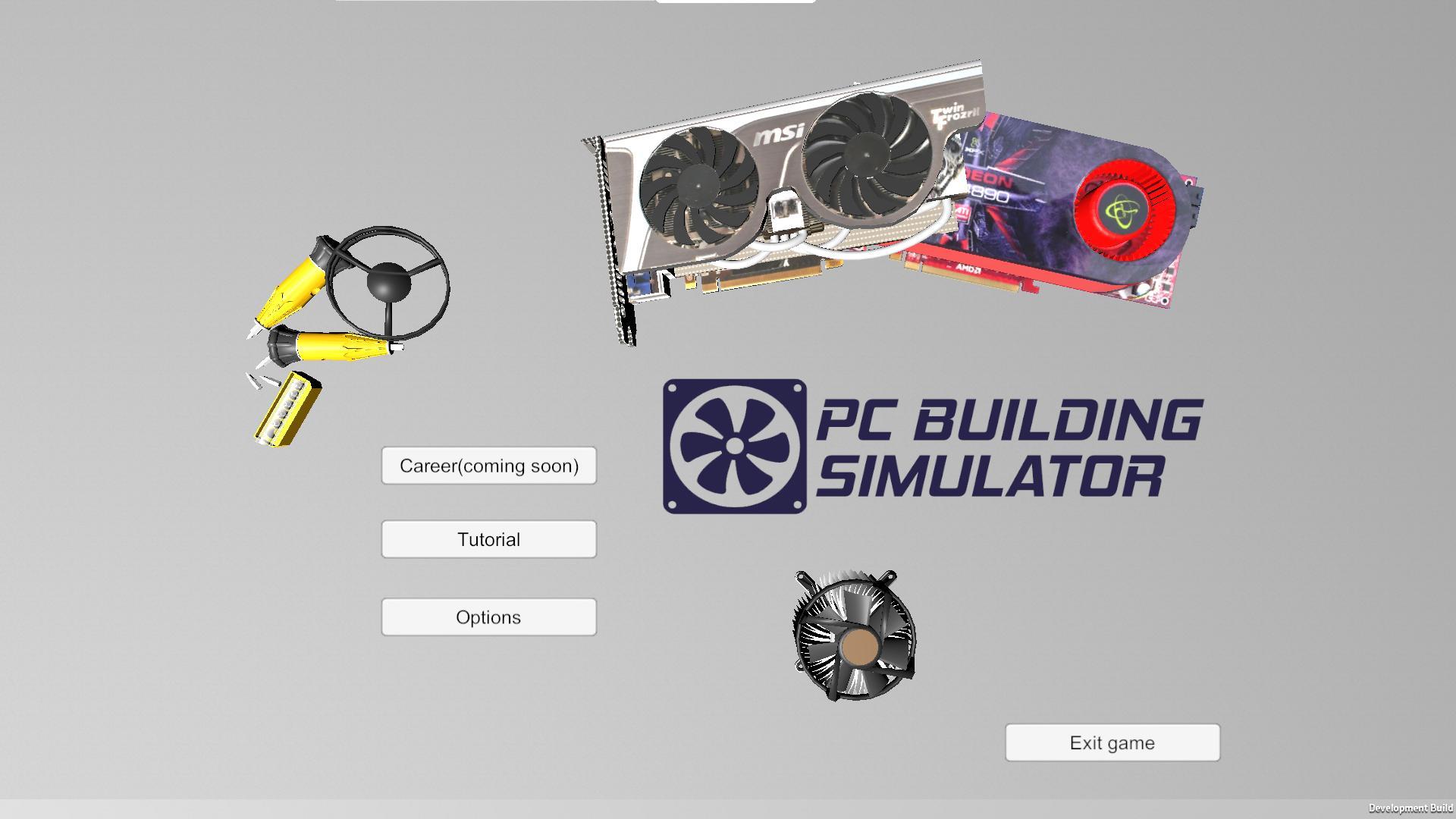 电脑装机模拟器插图