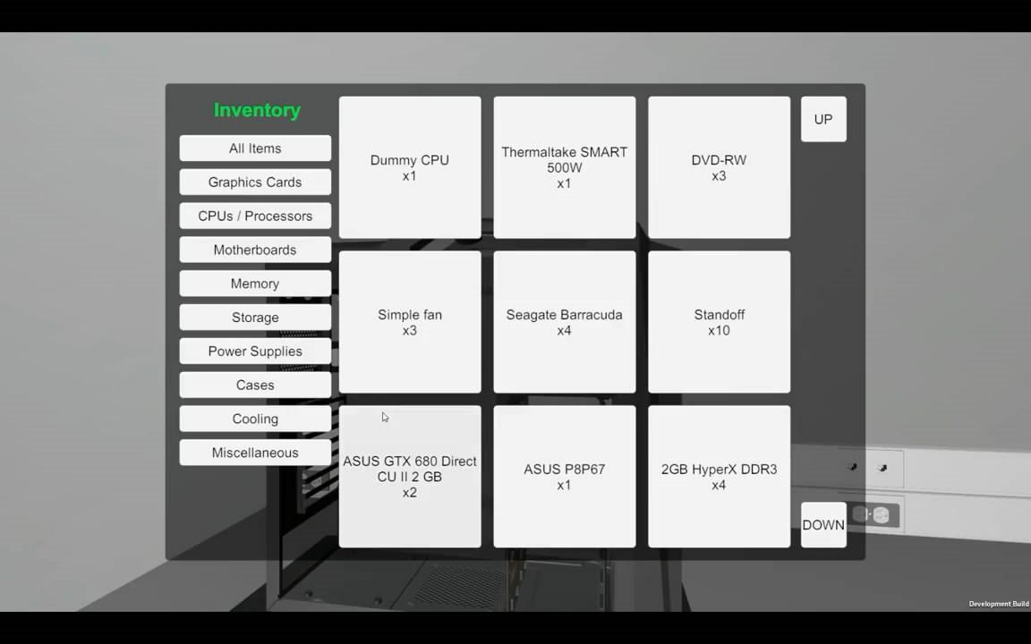 电脑装机模拟器插图1