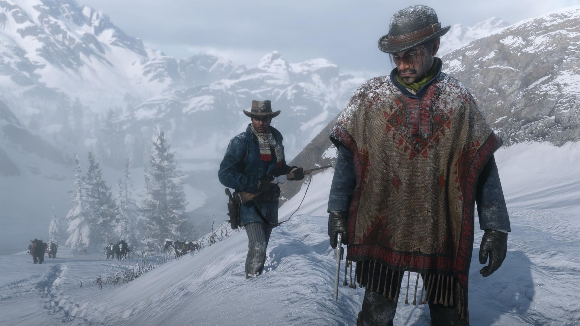 荒野大镖客2(Red Dead Redemption 2)【v2最新版 V1311.23】插图