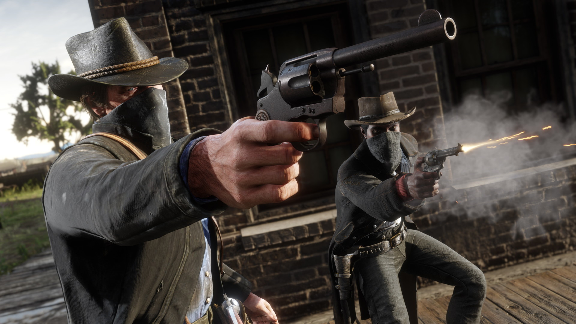 荒野大镖客2(Red Dead Redemption 2)【v2最新版 V1311.23】插图2