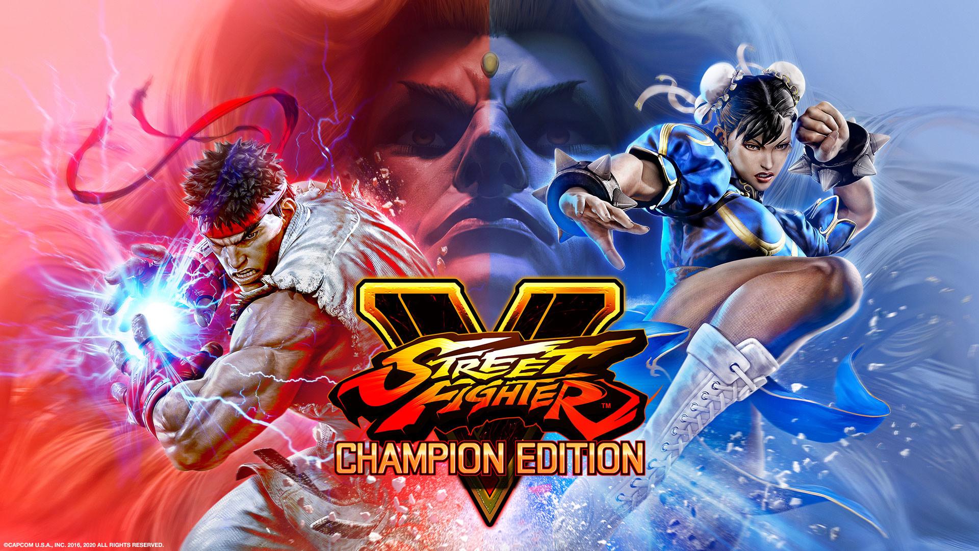 街头霸王5:冠军版Street Fighter V插图4