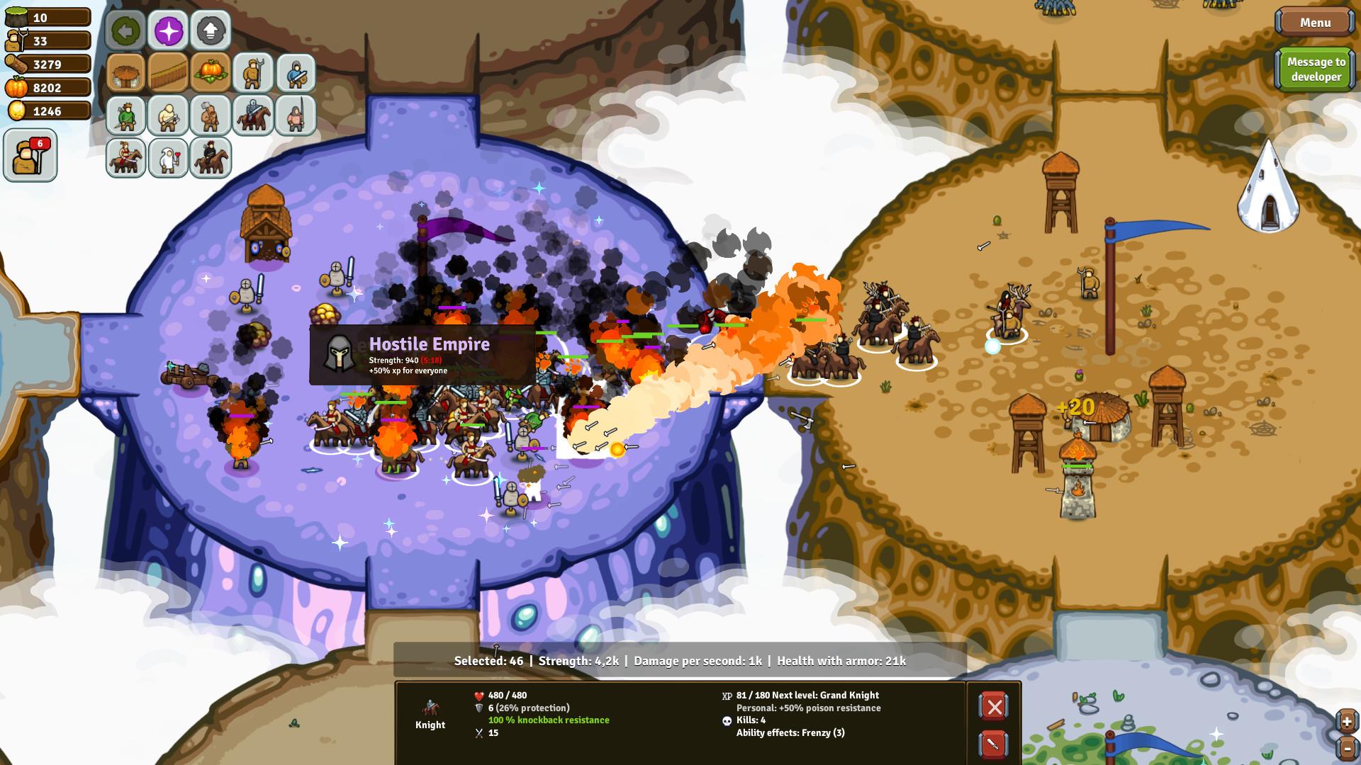 环形帝国对决/Circle Empires Rivals单机.局域网联机插图3