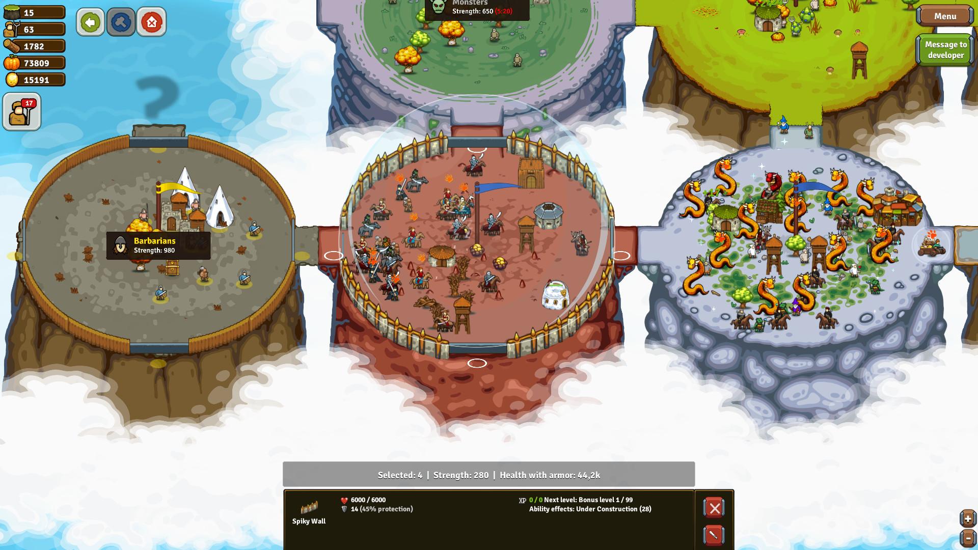 环形帝国对决/Circle Empires Rivals单机.局域网联机插图5