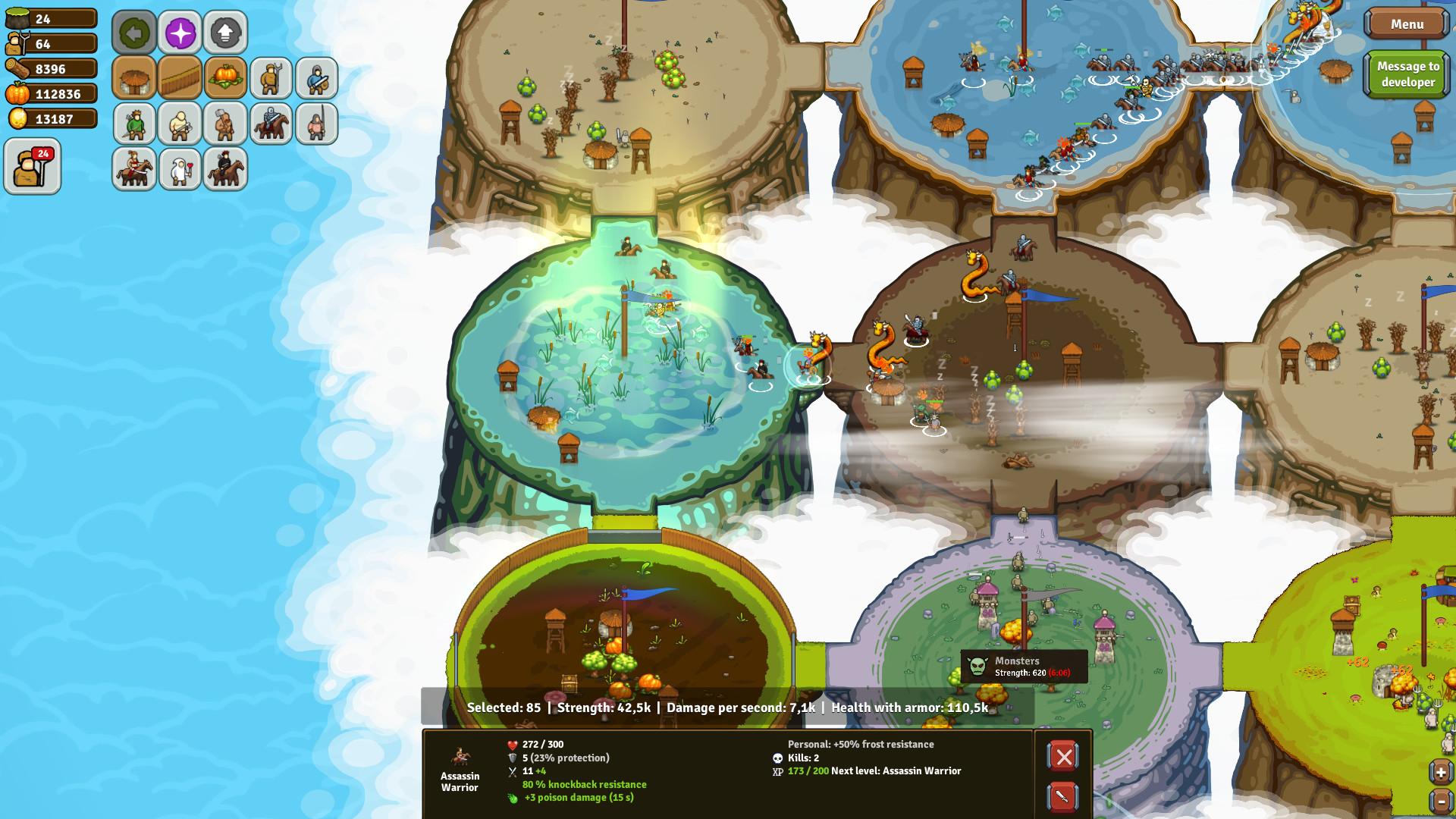 环形帝国对决/Circle Empires Rivals单机.局域网联机插图6