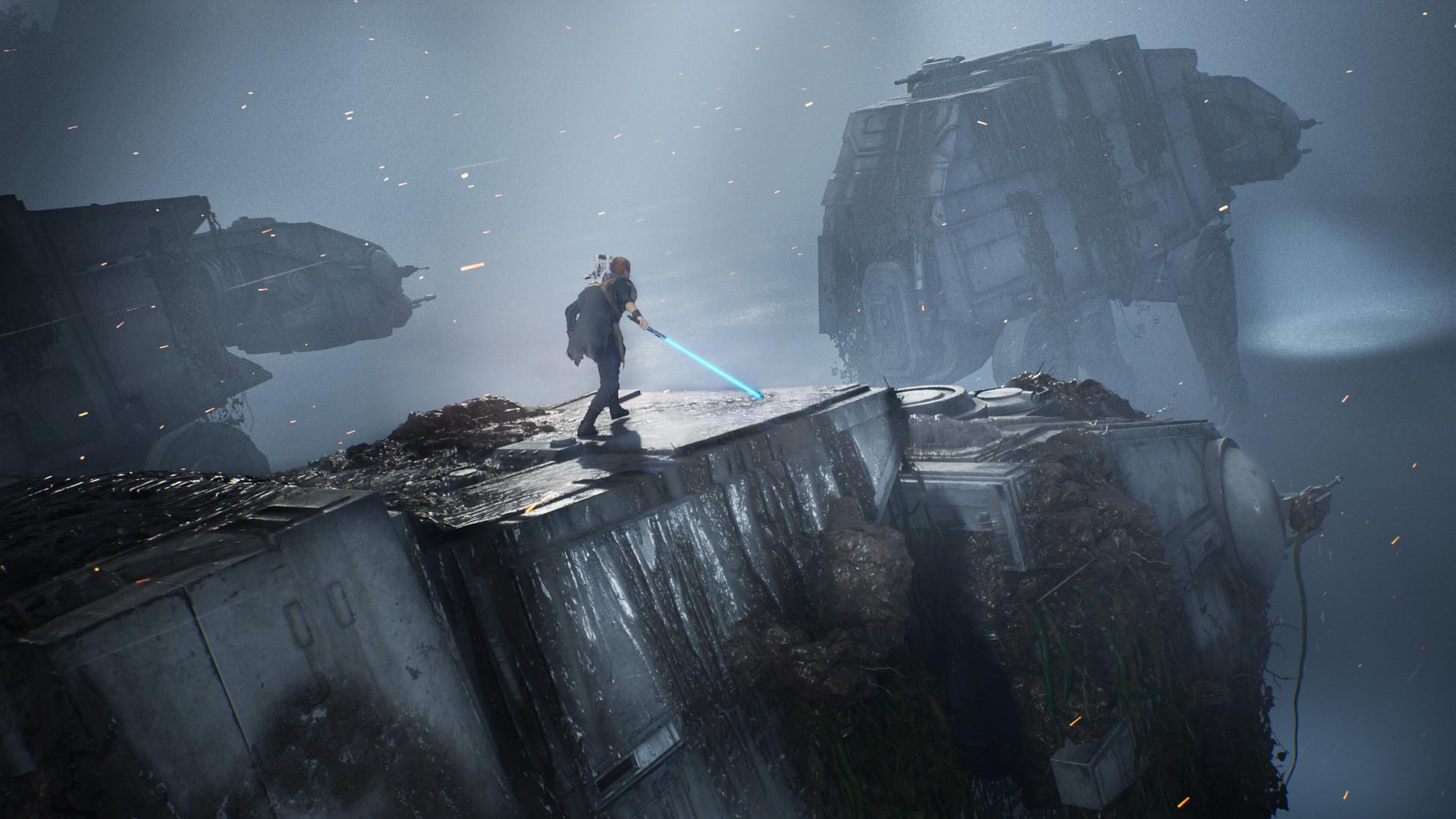 星球大战绝地:陨落的武士团/Star Wars Jedi: Fallen Order插图1