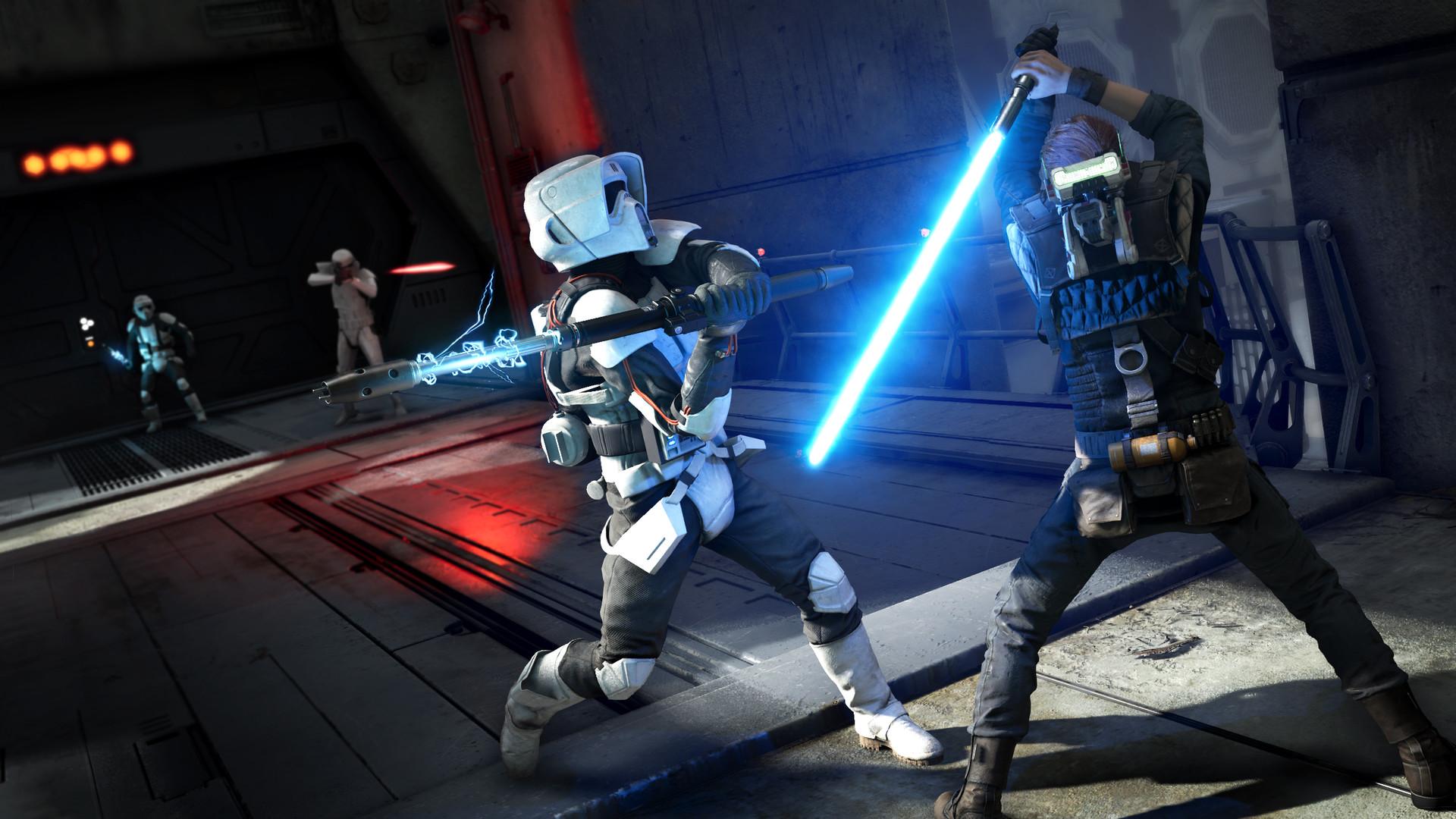 星球大战绝地:陨落的武士团/Star Wars Jedi: Fallen Order插图2