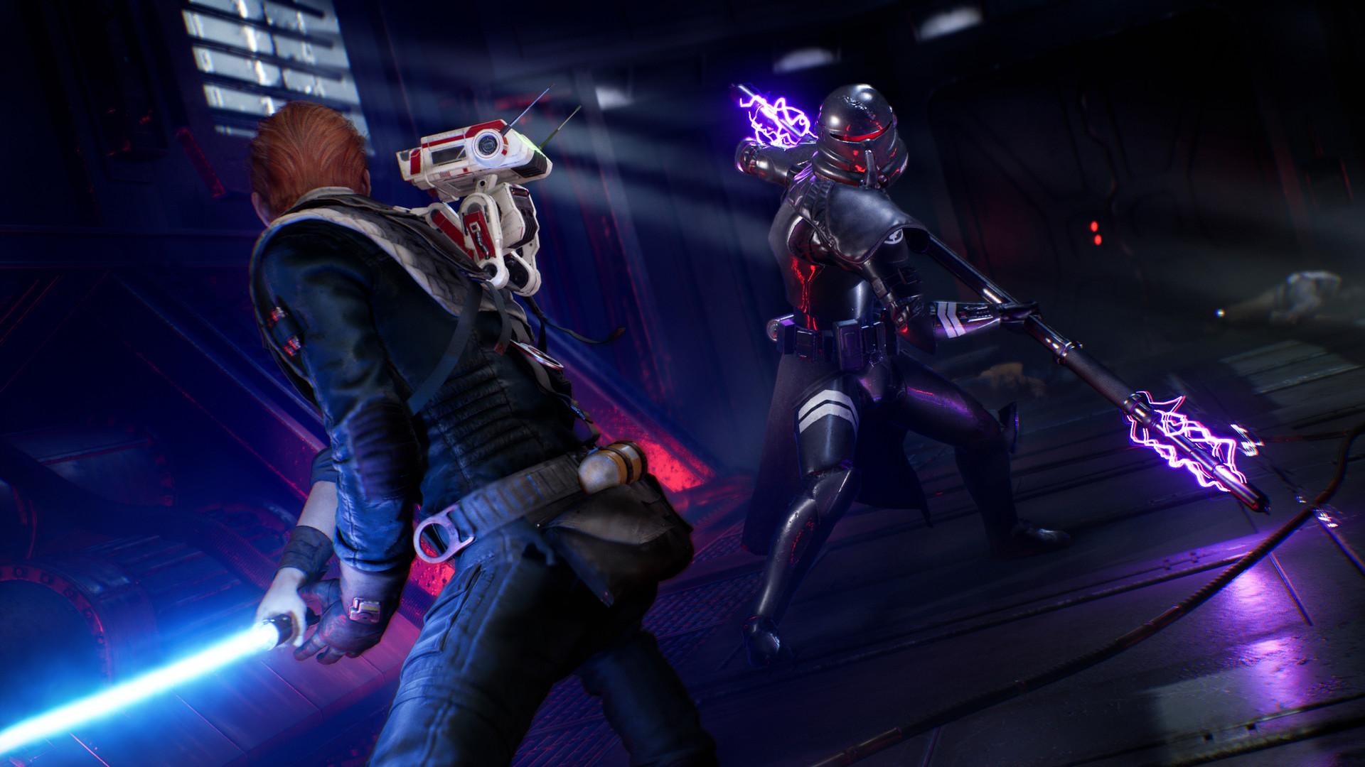 星球大战绝地:陨落的武士团/Star Wars Jedi: Fallen Order插图3