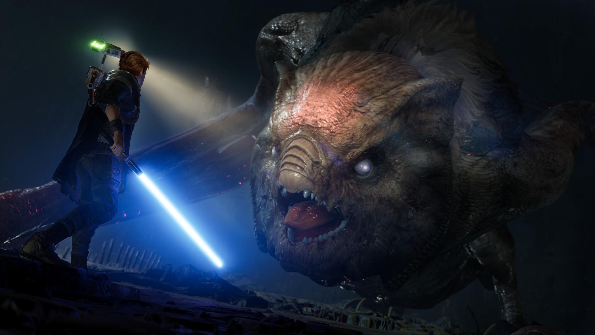 星球大战绝地:陨落的武士团/Star Wars Jedi: Fallen Order插图7