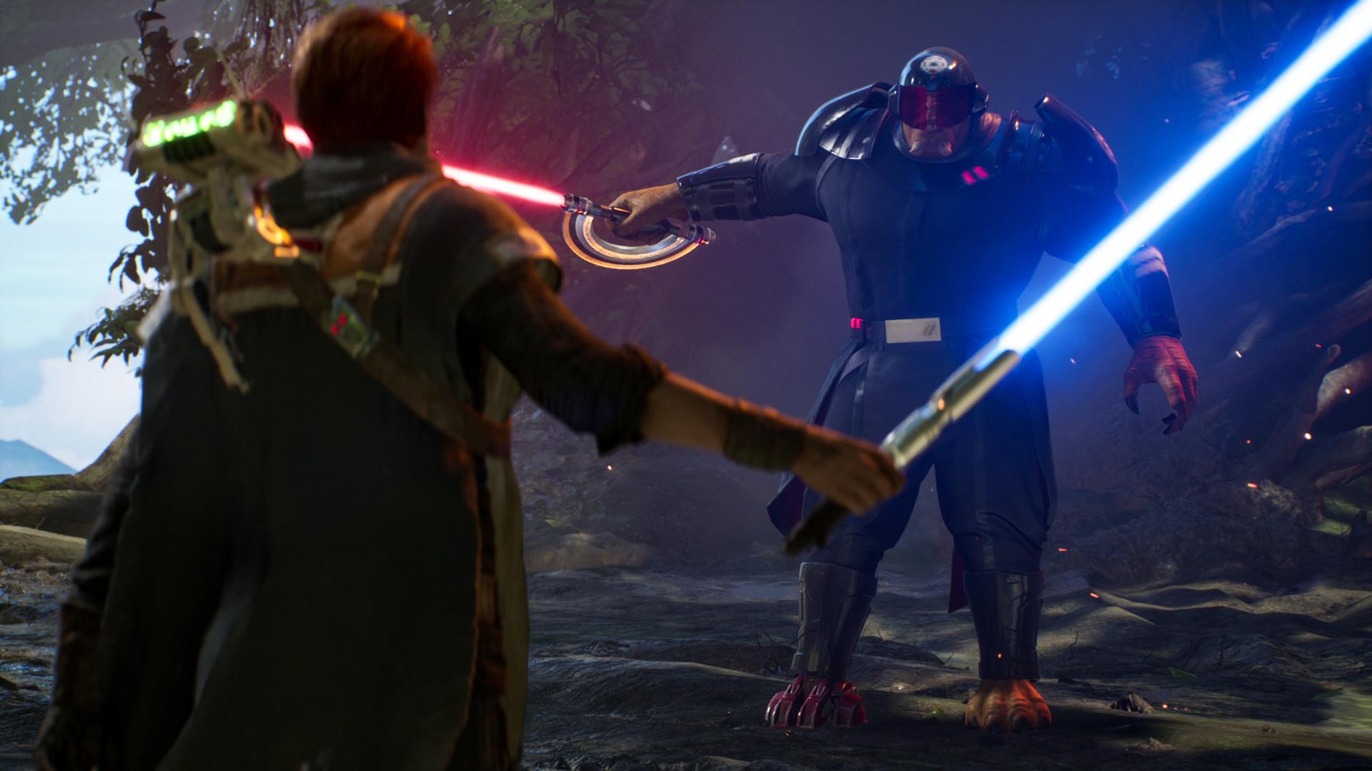星球大战绝地:陨落的武士团/Star Wars Jedi: Fallen Order插图10