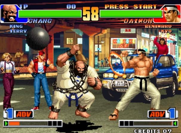 拳皇98:终极对决/单机.同屏多人插图