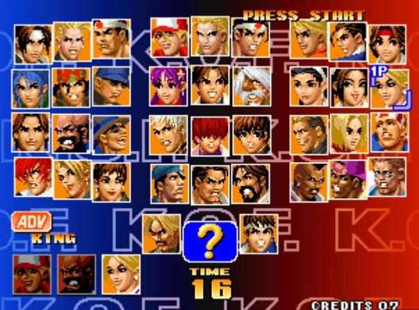 拳皇98:终极对决/单机.同屏多人插图1