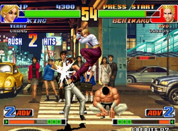 拳皇98:终极对决/单机.同屏多人插图2