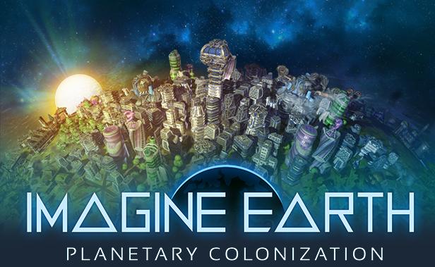 幻想地球(Imagine Earth)插图